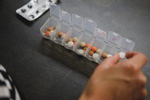 Sortowanie leków