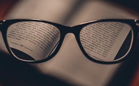 Okulary dla osoby starszej