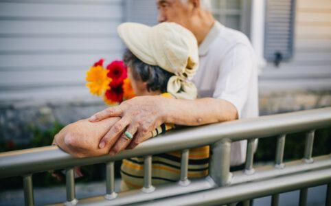 starsze zakochane osoby